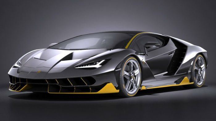 2017 Lamborghini Centenario Lp770 4 Lamborghini Pinterest
