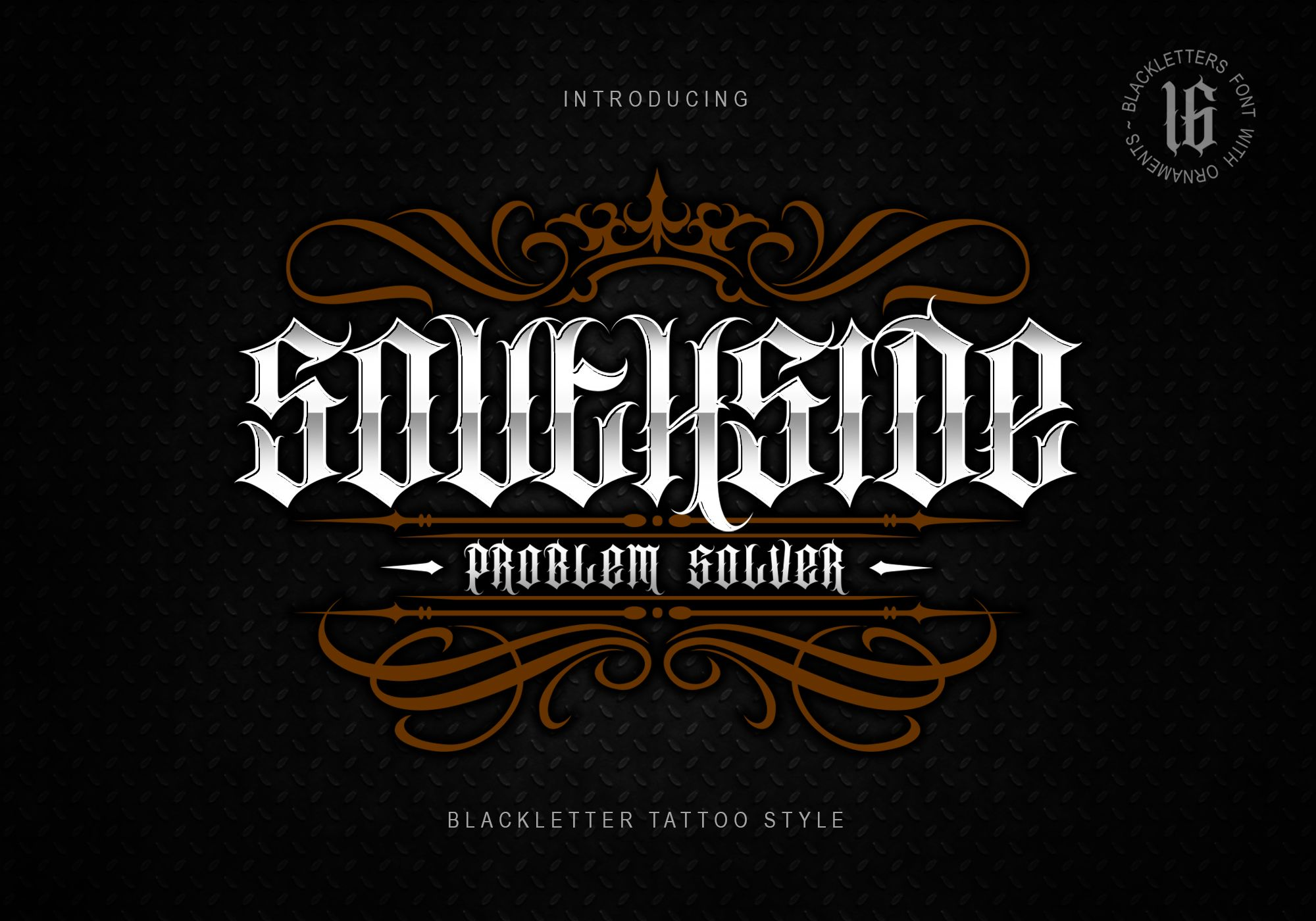 Southside (Font) by Muntab_Art (With images) Lettering