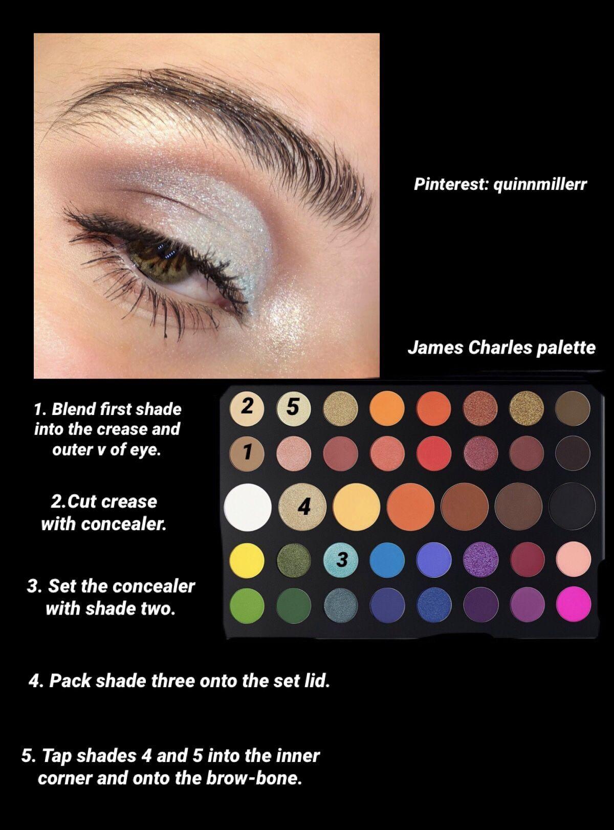 Simple eye look Simple eye, Beauty makeup, Eyeshadow