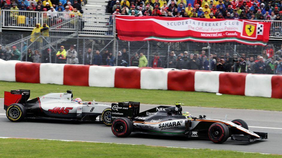 2016 Canadian Grand Prix In Pictures F1 Fanatic Canadian Grand Prix Grand Prix Grands