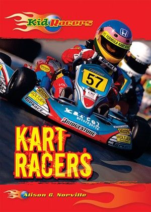 Karting is a good way to start racing. It can be a family hobby, or it can be the first step in a professional driving career. There are groups for kids of almost any age, experience level, or budget...http://www.enslow.com/series/Kid_Racers/217