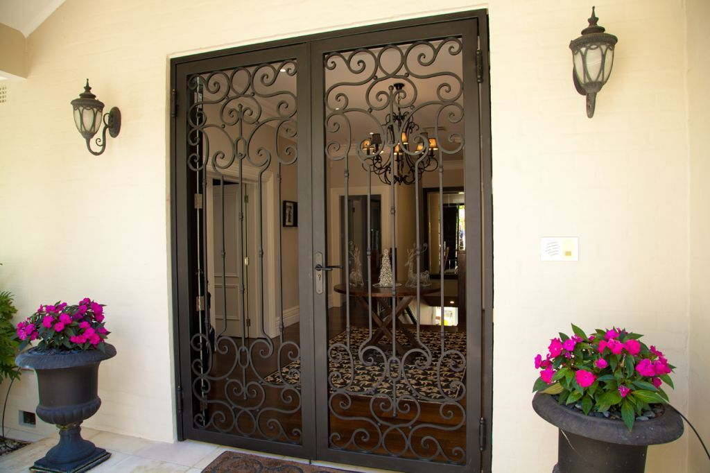 Wrought Iron Security Doors | Rivas Design | Wrought iron security on build home designs, small efficient home designs, fire resistant home designs, cheap home designs, clean home designs, active home designs, healthy home designs, budget home designs, sturdy home designs, strong home designs, sleek home designs, private home designs, nigeria residential architectural home designs, storage home designs, self-sufficient home designs, modern home designs, home building designs, warm home designs, high security house designs, creative home designs,