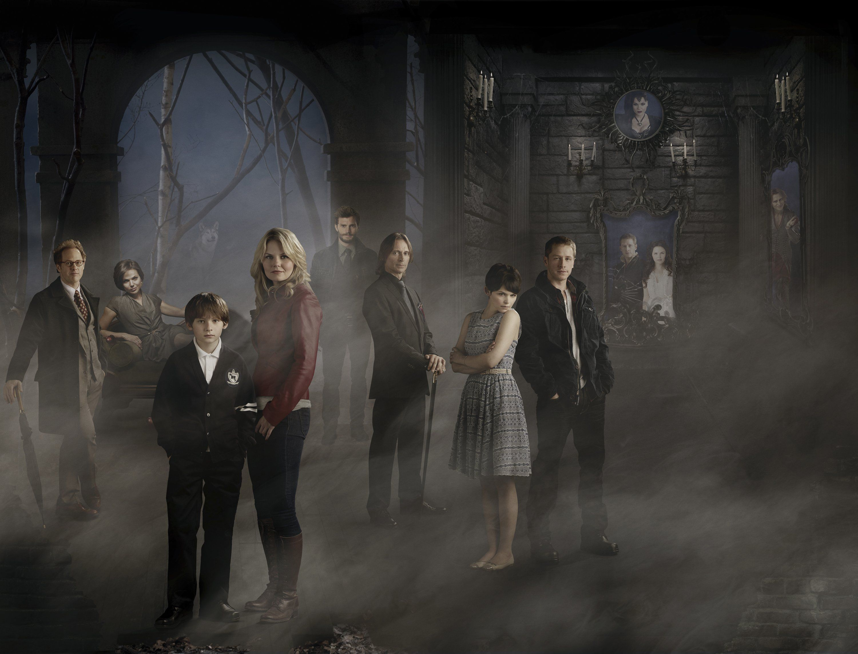 Once Upon A Time Cast Promo Photo