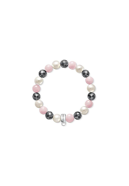Thomas Sabo Women Silver Strand Bracelet - X0188-581-7-L UtKgQ01ul1