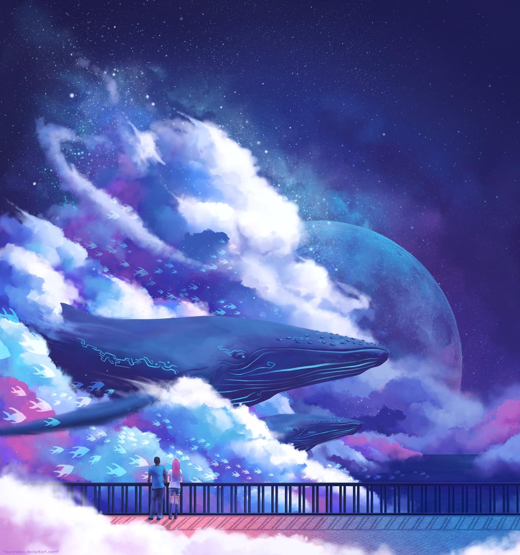 Returning Home by AuroraLion.deviantart.com on @DeviantArt