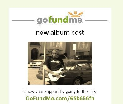 Go Fund Me. I have started a go fund me page to help fund some of the cost for production , printing and distribution of my new album. With a $10.00 donation you will receive an autographed copy of the CD prior to public release. Thank you for your support - Michael