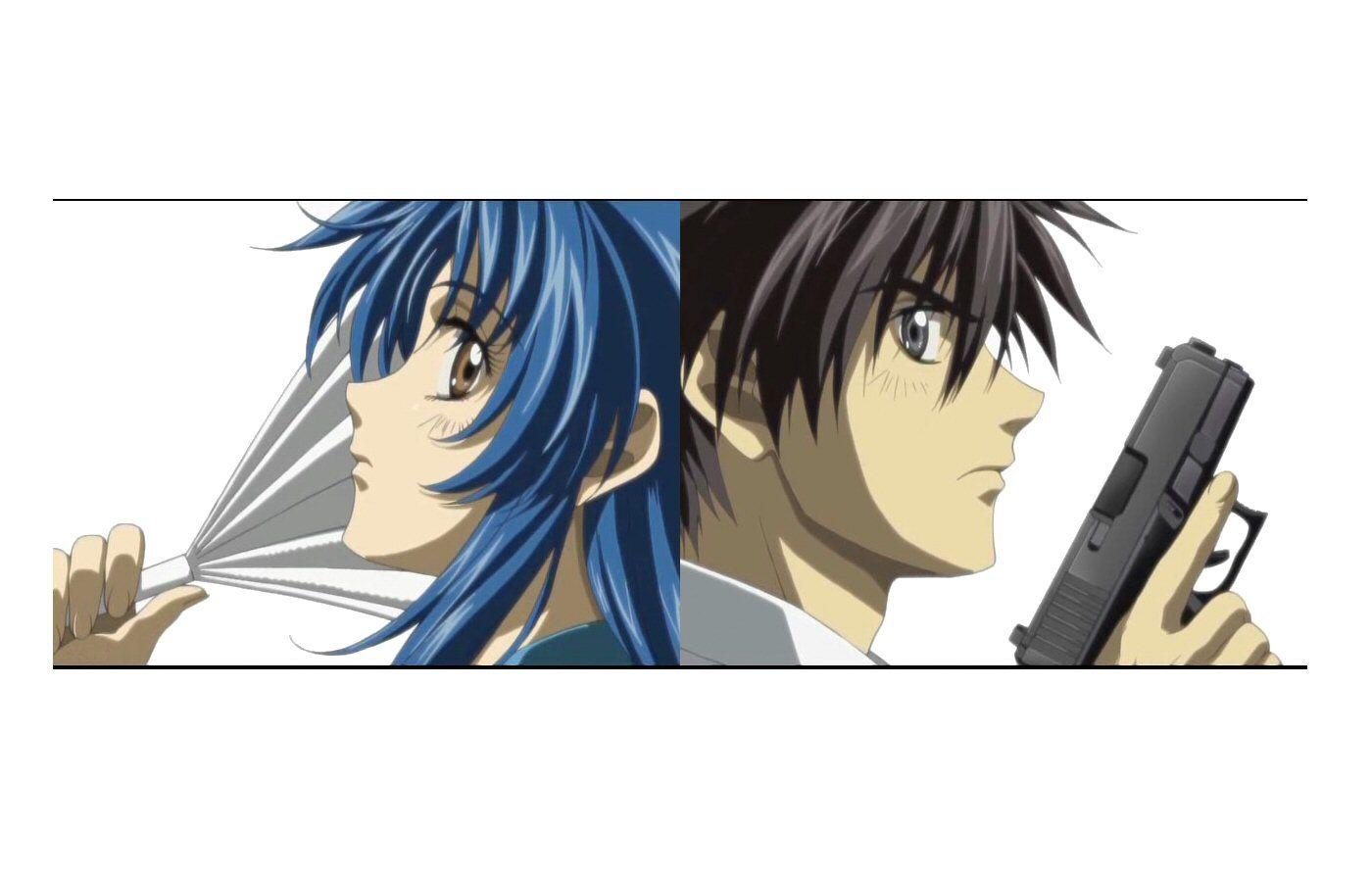 Pin By Amy Gagel On Not So Secret Geek Interests Full Metal Panic Anime Wallpaper Anime
