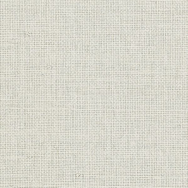 Whitewashed Raffia | 5007830 in White | Schumacher Wallcovering |  The matte, whitewashed finish transforms the natural raffia into a chic, subtle neutral and enhances the weave's textural appeal.