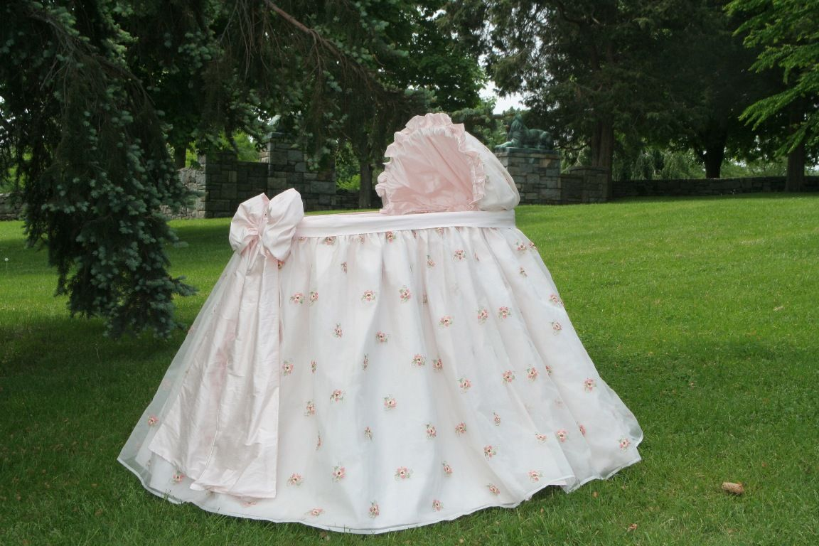 Baby Bassinet Linen Lulla Smith Belle Bassinet Lulla Smith Luxury Bassinet