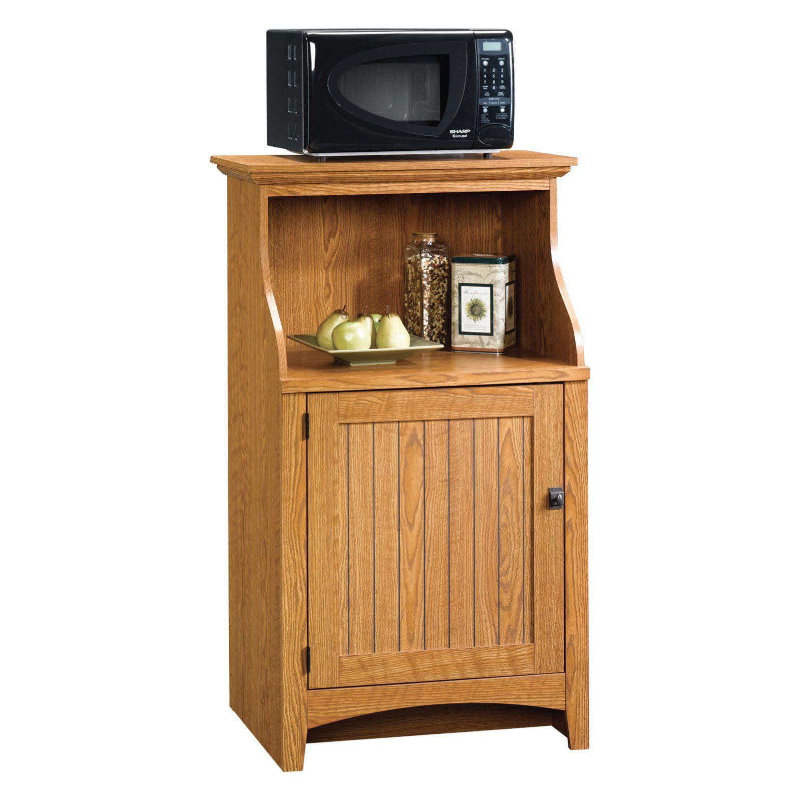 Sauder Summer Home Gourmet Stand Carolina Oak 401902
