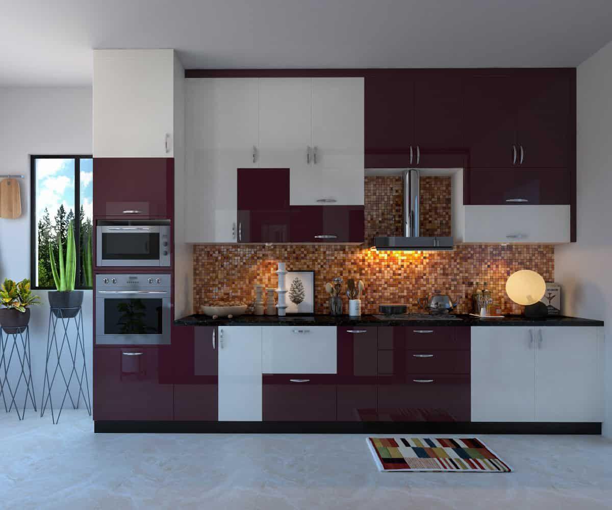 Modular Kitchen Interior Designers In Bannerghatta Road In 2020 Kitchen Design Open Kitchen Interior Kitchen Trends