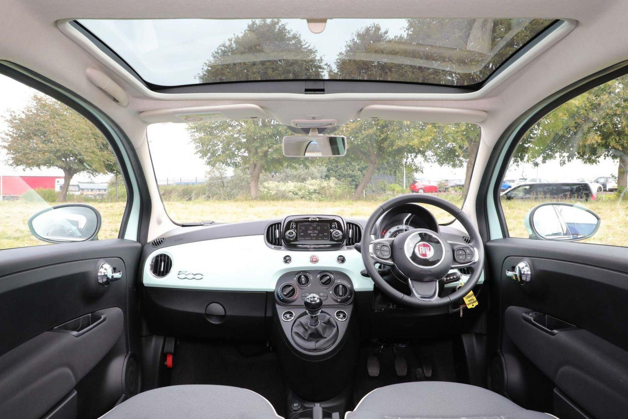 Fiat 500 1 2 Lounge 3dr In 2020 Fiat 500 Fiat Lounge