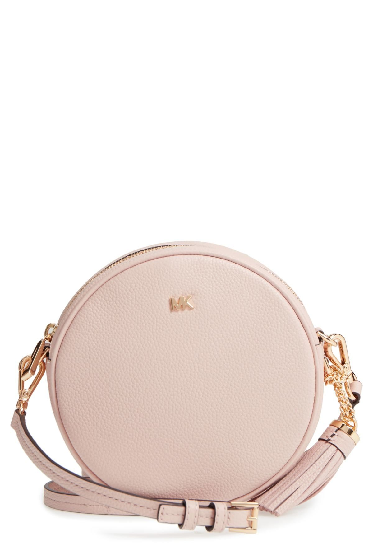 4fb967ef6c9e MICHAEL Michael Kors | Medium Leather Canteen Bag in 2019 | dreaming ...