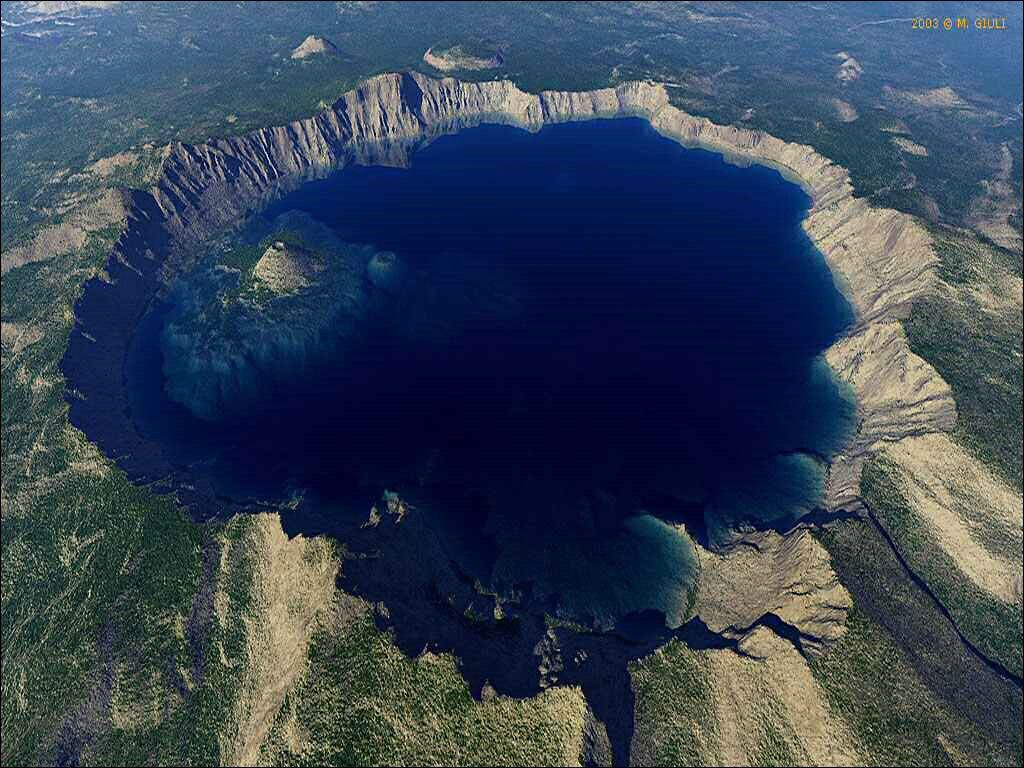 This Shot Of Crater Lake Blows My Mindand Obviously The - Us map crater lake