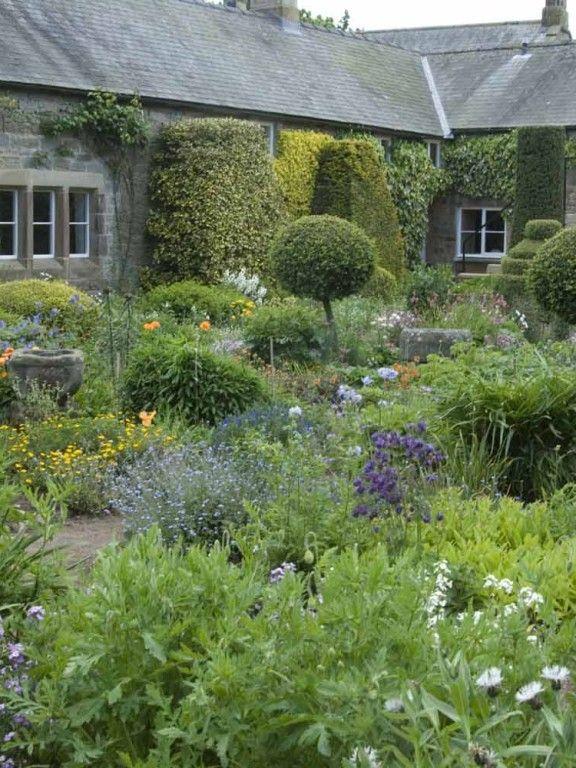 Herterton House Northumberland Intogardens Small Gardens Landscaping Software English Garden