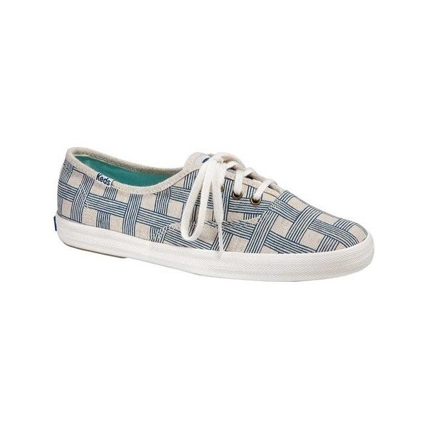 5c6ba38e367 Women s Keds Champion Basketweave Sneaker ( 50) ❤ liked on Polyvore  featuring shoes