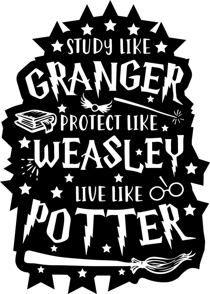 Harry P. SVG and PNG Files Quotes, Fonts, Logos, Heroes