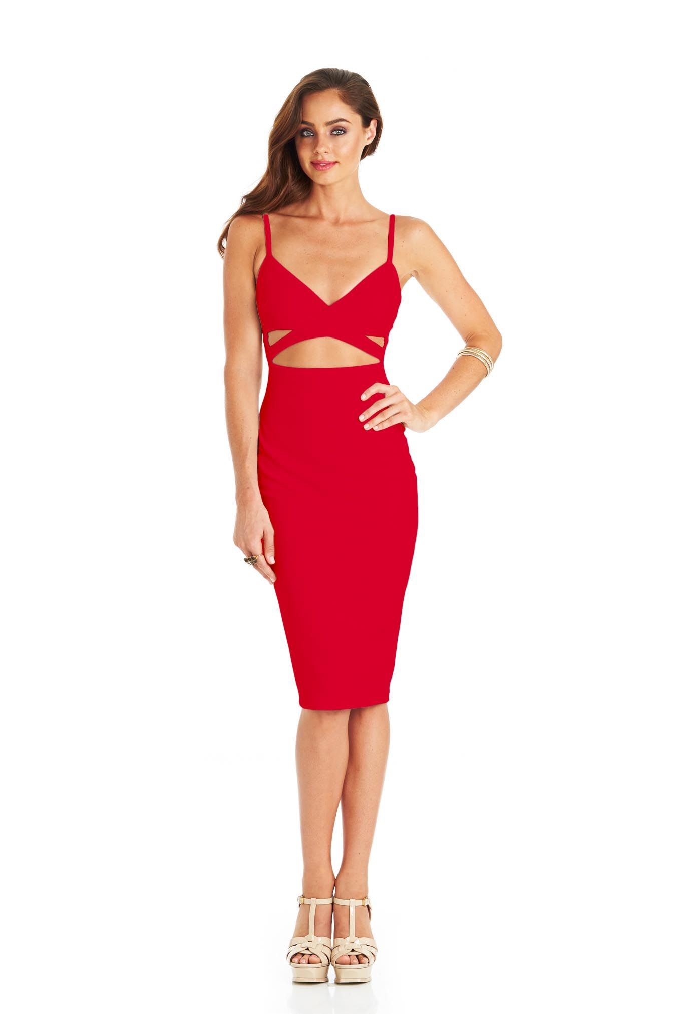Nookie Heidi Bodycon Dress - Shop the hottest designer dresses at ...