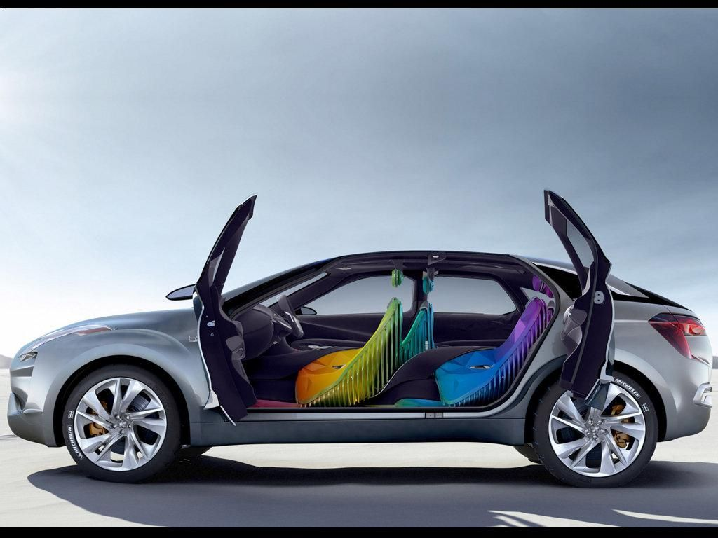 185 best citroen concept cars images on pinterest automobile citroen hypnos concept 4 vanachro Gallery