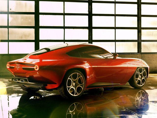 2012 Alfa Romeo Disco Volante Touring Concept Mai Style Speed