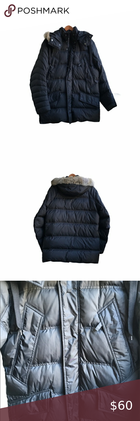 Marc New York Down Puffer Coat With Hood Puffer Coat With Hood Marc New York Puffer Coat [ 1740 x 580 Pixel ]