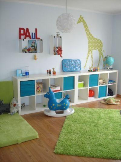 Love look feel of this childrens bedroom burwood apartment ideas inspirations pinterest - Ikea almacenamiento ninos ...