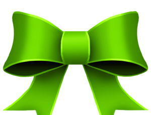 Christmas Bow Transparent Png Images For Christmas Bow Clipart Frame Ribbon Green Ribbon