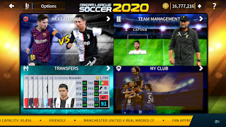 Dream League Soccer 2020 Available For Android Eden Hazard Edition Soccer Game Download Free Player Card