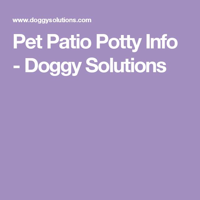Pet Patio Potty Info Dog Potty Pet Supply Stores Dog Toys