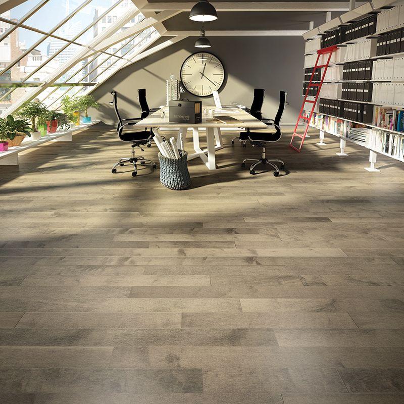 Library Prefinished hardwood flooring - Plancher de bois franc pré-verni Mercier  Wood Flooring, - Library Prefinished Hardwood Flooring - Plancher De Bois Franc Pré