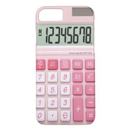 Calculator case | Zazzle com | cyo | Iphone case covers, Calculator