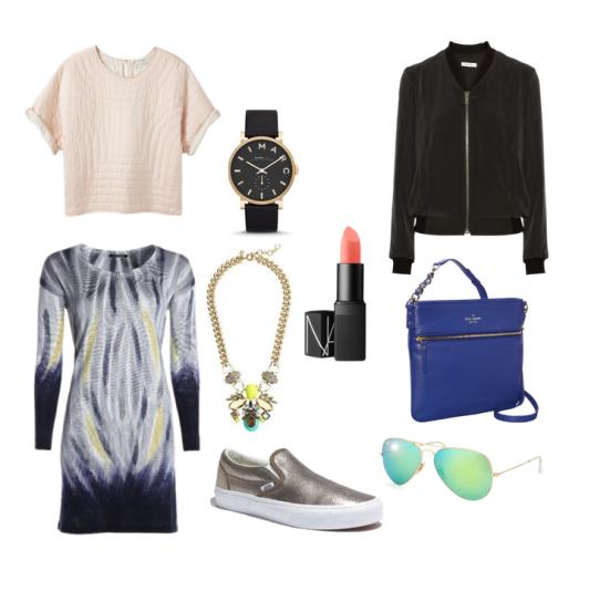 April shopping