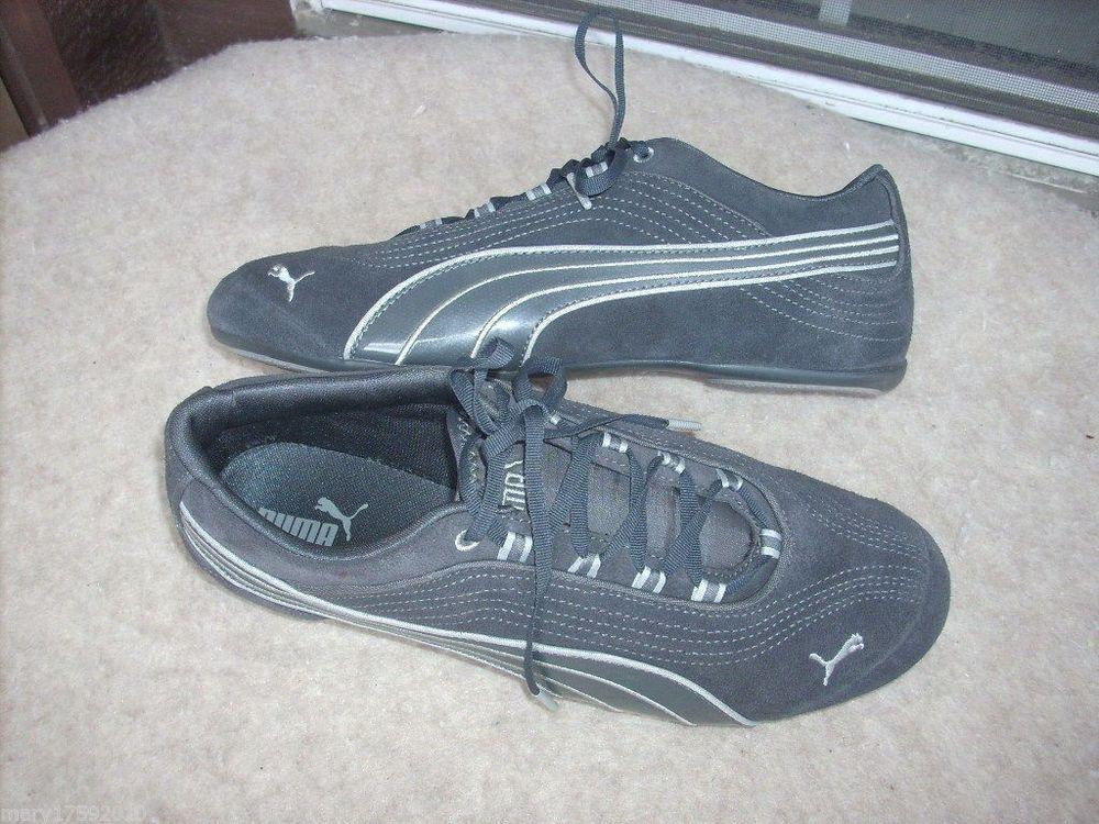 Puma Eco Ortholite women shoes 10 Grey