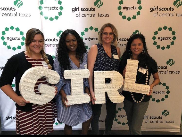 GirlScouts WomenOfDistinction AustinInsurance