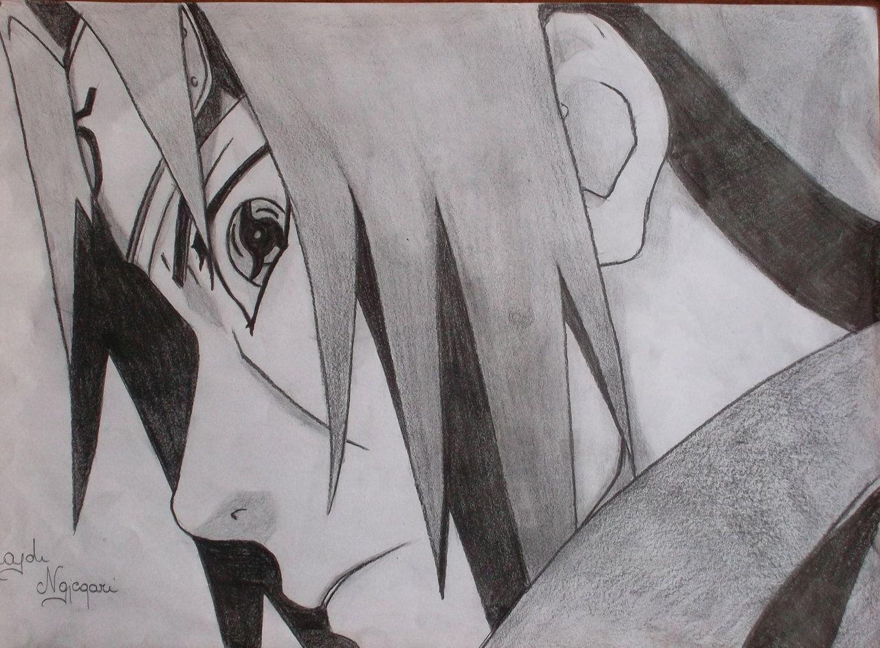 Naruto and sasuke pencil art yahoo india image search results
