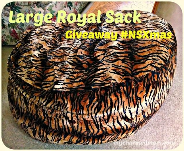 Bean Bag Chair Giveaway One Winner Will Receive Large Royal Sack From Outlet