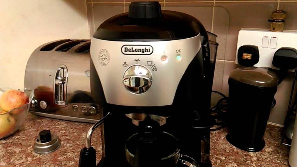 ماكينة قهوة ديلونجي Ec221 سعر ومواصفات وعيوب Expresso Machine Delonghi Espresso Machine