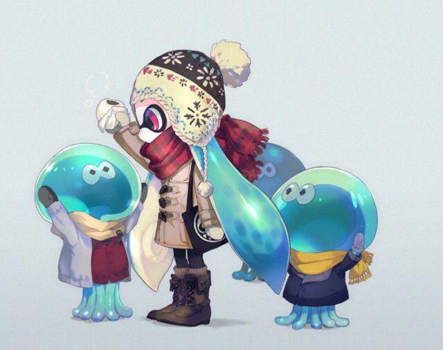 jellyfish splatoon