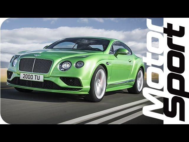 News NEW 590 PS Bentley GT Speed official trailer SUBSCRIBE HERE ►https://www.youtube.com/channel/UCTCo8fXHTrOfOcY4QL9a_Ww?sub_confirmation=1JOIN US ON FACEBOOK► http://www.facebook.com/MagazineMo... http://showbizlikes.com/new-590-ps-bentley-gt-speed-official-trailer/