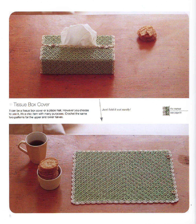 Kyuuto japanese crafts lacy crochet (english)