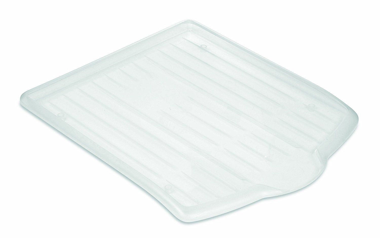 ADDIS Drip Tray in Translucent/ Clear: Amazon.co.uk: Kitchen & Home ...