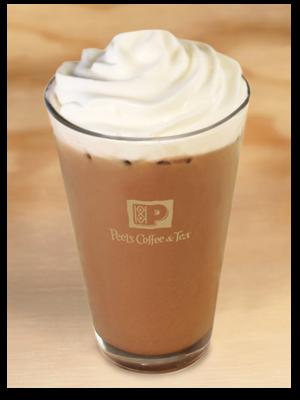 Iced Mocha Peet S Coffee Tea Iced Mocha Caffe Mocha Peets Coffee