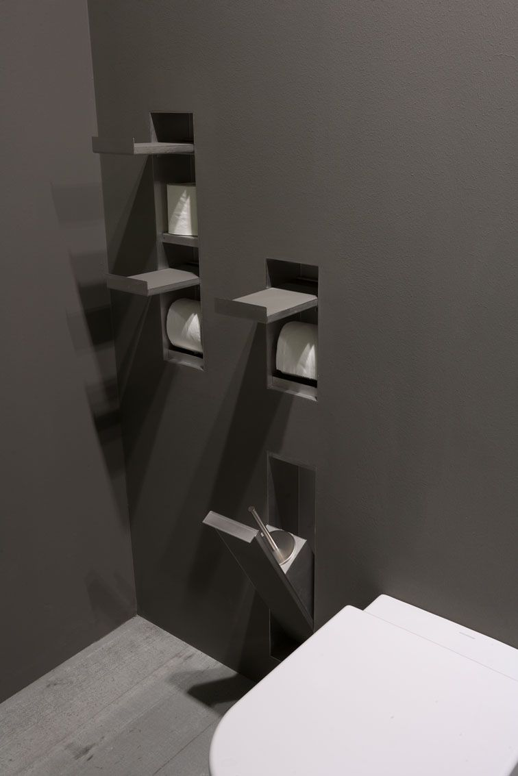 Salle De Bain Dans Maison Ossature Bois ~ antoniolupi sesamo design arkimera interior bathrooms