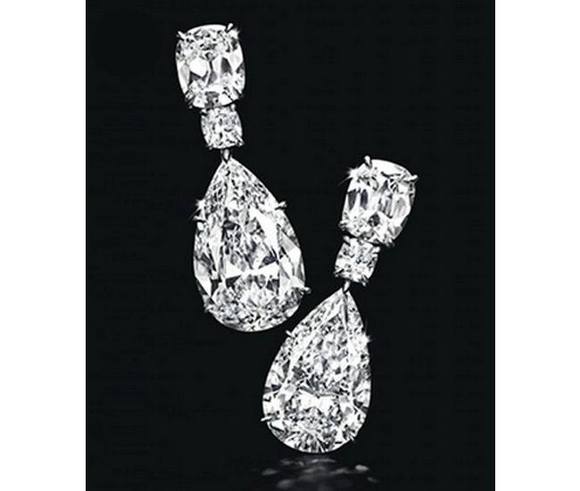 Expensive Diamond Drop Earrings Price Us 2 3 Million