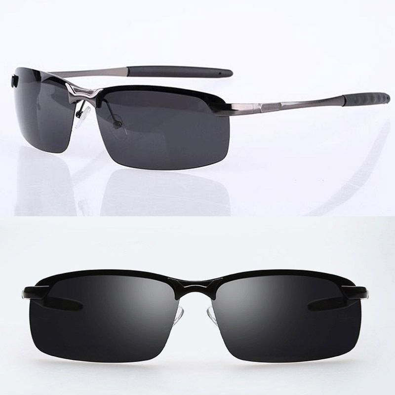 Polarized Mens Sunglasses Outdoor Sports Glass Fashion Eyewear Driving Glasses