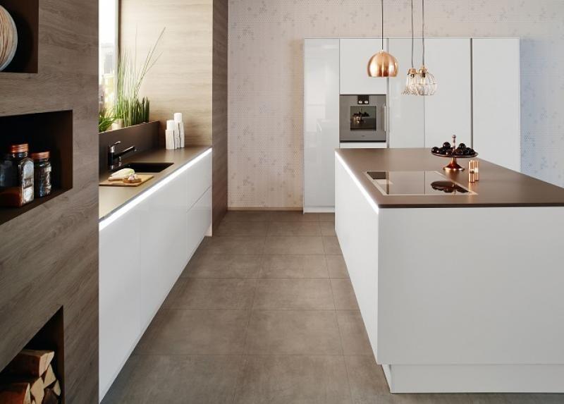 Silestone classic white silestone arbeitsplatten von cosentino pinterest