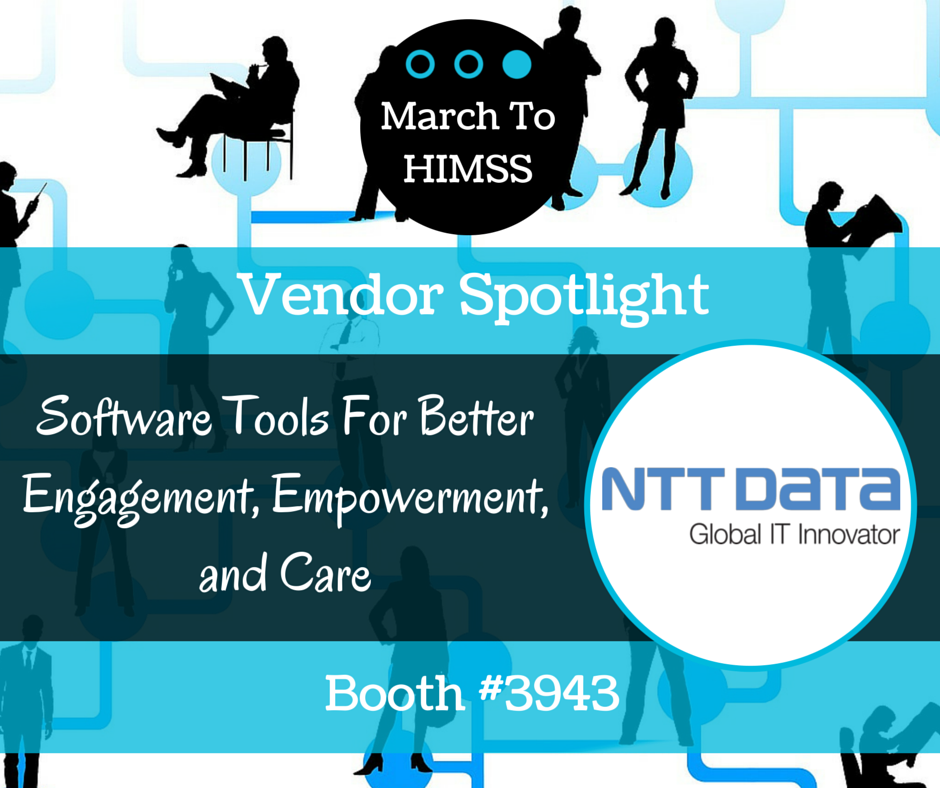 Connect with the NTT DATA team at HIMSS by visiting them at Booth 3943.