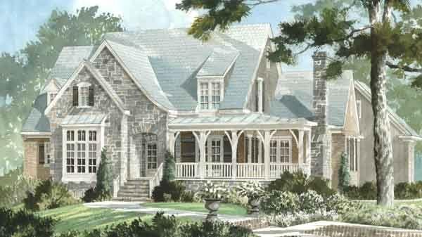 Elberton Way Mitchell Ginn Southern Living House Plans Southern House Plans Southern Living House Plans Cottage Plan