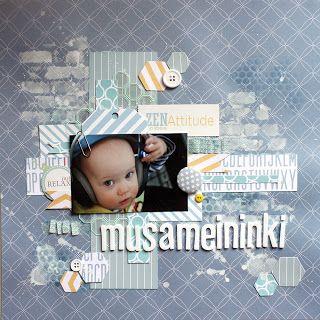 Musameininki by Riikka Kovasin for ColorConspiracy