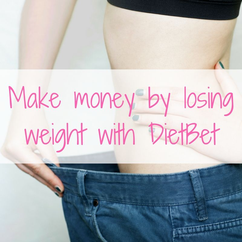 Make money by losing weight with DietBet - EmmaDrew.Info